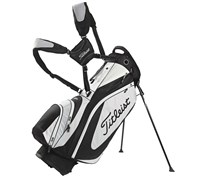Titleist Lightweight Stand Bag 2014 (Black/White)
