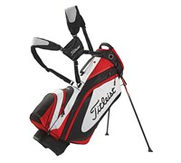 Titleist Lightweight Stand Bag 2014 (Black/White/Red)