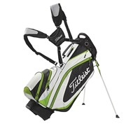 Titleist Lightweight Stand Bag 2014 (White/Black/Lime)