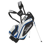 Titleist Lightweight Stand Bag 2014 (White/Black/Blue)