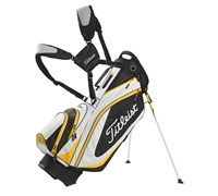 Titleist Lightweight Stand Bag 2014 (White/Black/Yellow)