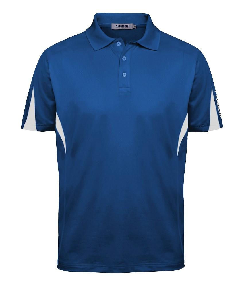 Proquip mens technical performance polo shirt golfonline for Men s performance polo shirts