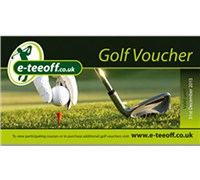 e-Teeoff 2 For 1 Golf Vouchers