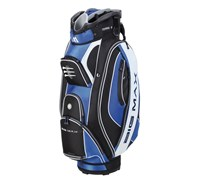 Big Max Terra 9 Golf Cart Bag 2014 (Navy)