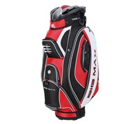 Big Max Terra 9 Golf Cart Bag 2014 (Red/White)