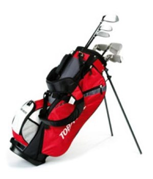 TopFlite Tour Edition 16 Piece Golf Package Set (Graphite Shaft) 2012