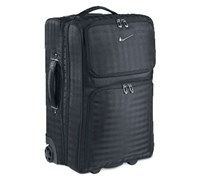 Nike Departure Roller Bag (Black/Silver)