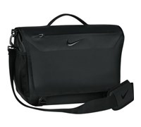 Nike Departure Messenger II Bag (Black/Silver)
