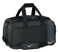 Nike Sport II Large Duffle Bag (Black/Silver)