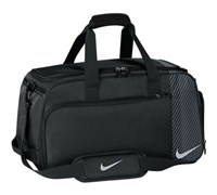 Nike Sport II Duffel Bag 2014 (Black/Silver/Grey)