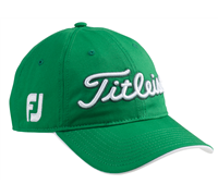 Titleist Tour Adjustable Cap (Green/White)