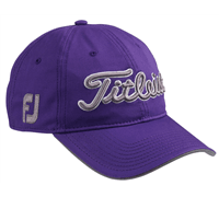 Titleist Tour Adjustable Cap (Purple)
