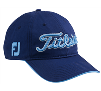 Titleist Tour Adjustable Cap (Navy/Light Blue)