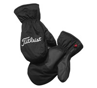 Titleist Winter Cart Mittens (Black)