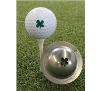 Tin Cup Ball Marker - Luck of the Irish