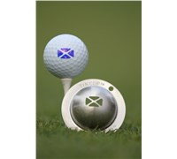 Tin Cup Ball Marker - St Andrews