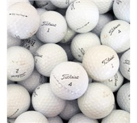 Titleist NXT Mix Grade A Lake Balls  12 Balls