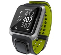 TomTom Golfer GPS Watch (Green/Grey)