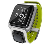 TomTom Golfer GPS Watch (Green/White)