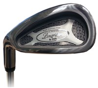 Longridge Tour Series Irons  Steel Shaft
