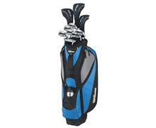 Wilson Ladies Tour Matrix Complete Golf Package Set 2013  Graphite Shaft