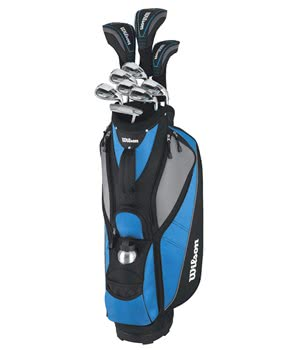 Wilson Ladies Tour Matrix Complete Golf Package Set (Graphite Shaft) 2013