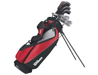 Wilson Tour Matrix Complete Golf Package Set 1 Inch Longer (Steel/Graphite) 2013