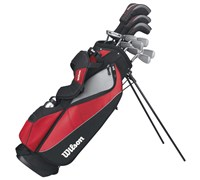 Wilson Tour Matrix Complete Golf Package Set 1 Inch Longer 2013  Graphite Shaft