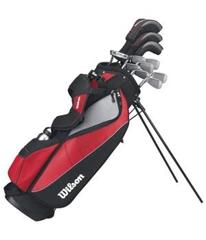 Wilson Tour Matrix Complete Golf Package Set 1 Inch Longer (Graphite Shaft) 2013