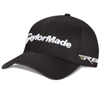 TaylorMade Tour Radar Structured Cap (Black)