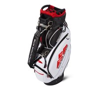Sun Mountain Tour Series Cart Bag 2014 (Black/White/Red)