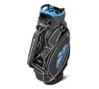Sun Mountain Tour Series Cart Bag 2014 (Shadow/Black/Blue)