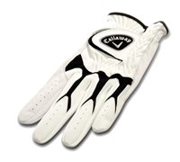 Callaway Tech Series Tour Golf Glove (White)