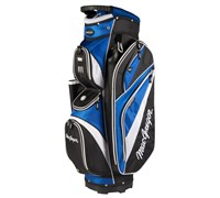 MacGregor Tourney X Cart Bag 2014 (Blue/Black/White)