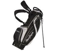 MacGregor Tourney X Stand Bag 2014 (Black/White)