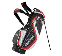 MacGregor Tourney X Stand Bag 2014 (Red/Black/White)