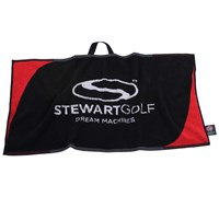 Stewart Golf Staff Towel (Black)