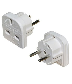 Europe Travel Adapter