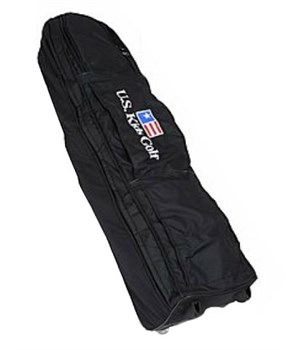 US Kids Golf Roller Travel Bag