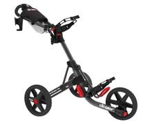 Clicgear 3.5+ 3-Wheel Trolley Cart 2013 (Black)