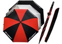 Clicgear UV 68 Inch Dual Canopy Golf Umbrella