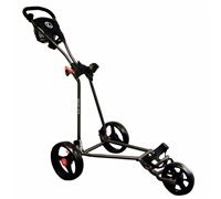 Eze Glide 3-Wheel Golf Trolley (Black)