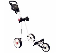 Eze Glide 3-Wheel Golf Trolley (White)