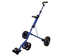 GO Web Junior 3-Wheel Golf Trolley