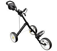Masters iCart 3 Wheel Push Trolley (Black)