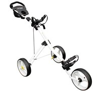 Masters iCart 3 Wheel Push Trolley (White)