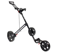 Masters 1 Series 3-Wheel Push Trolley