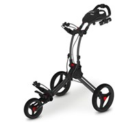 Rovic RV1C Trolley Cart By Clicgear (Charcoal/Black)