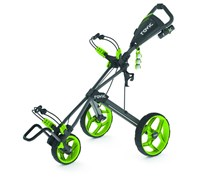 Rovic RV3F Trolley Cart By Clicgear (Artic/Lime)