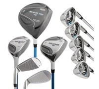 US Kids Tour Series 63 Inch 10-Club Golf Combo Set